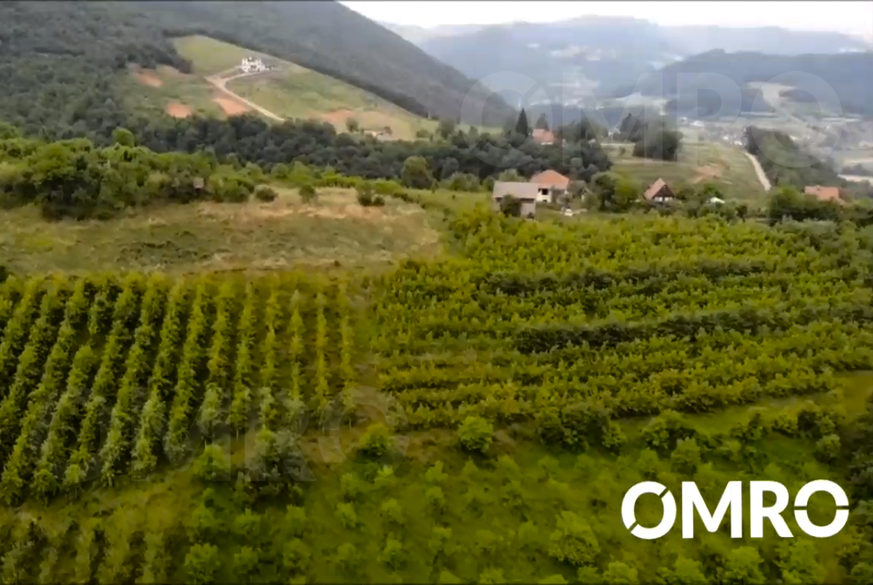 huge agricultural land in visoko for sale